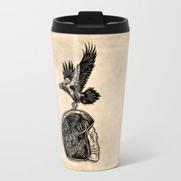 The Wings of Freedom Travel Mug