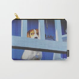 Blue Tom Carry-All Pouch