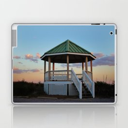 Gazebo At The Beach Laptop & iPad Skin