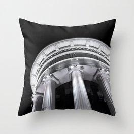 Colosseum Skopje  Throw Pillow