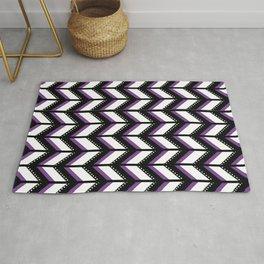 Syergy Purple Rug