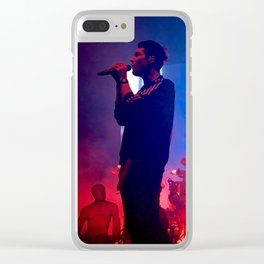 Dan Smith 2 Clear iPhone Case