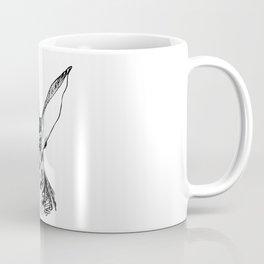 Dirty Dishes-- Hare Coffee Mug