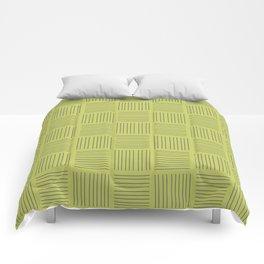Spirit Rainforest Stripe Comforters
