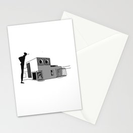 Monsieur Hulot Stationery Cards