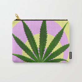 Happy green Stuff Carry-All Pouch