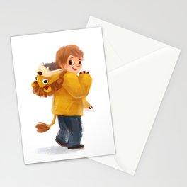 Beckam Lion Stationery Cards