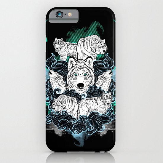 Wolf Pack iPhone & iPod Case