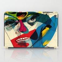 kandinsky iPad Cases featuring 041112 by Alvaro Tapia Hidalgo