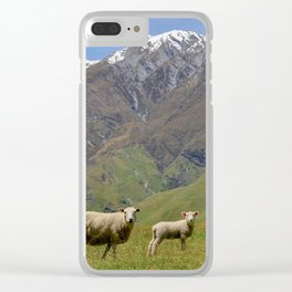 Can we help you? Clear iPhone Case