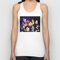 fairy tail Tank Tops featuring Fairy Tail Chapter 440 by Minty Cocoa