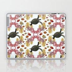 Coral Diamonds Laptop & iPad Skin
