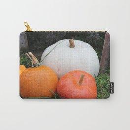 Pumpkin Trio Carry-All Pouch