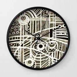 Origin Wall Clock