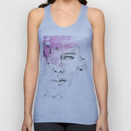 Don't hold your feelings Unisex Tank Top