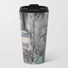 STRANGE DAYS ANGELA! Travel Mug