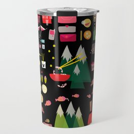 Hong Kong Travel Mug