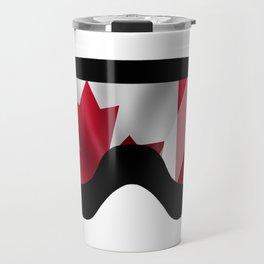 Canadian Goggles | Goggle Art Design | DopeyArt Travel Mug