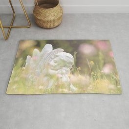 When #angels #dream Rug