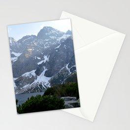 Morskie Oko - Tatry Mountains Stationery Cards