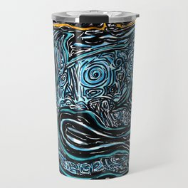 Underwater Secrets Travel Mug