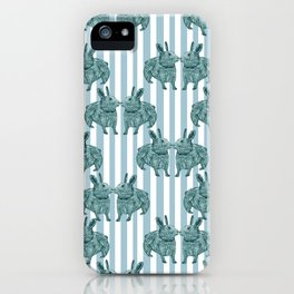 Bunny mad! iPhone Case