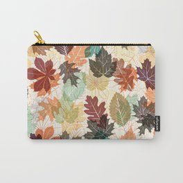 Autumn Leaves 2 Carry-All Pouch