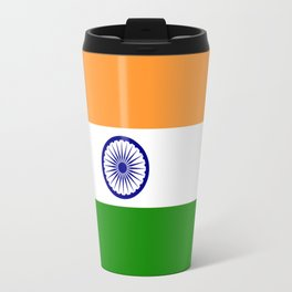 Flag of India Travel Mug