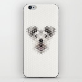 Happy pup iPhone Skin