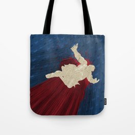 When Hondas Fly (Homage To Street Fighter's E. Honda) Tote Bag