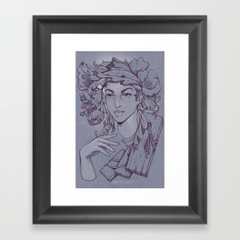 Ropes and Boards Framed Art Print