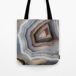 Laced agate 1730 Tote Bag
