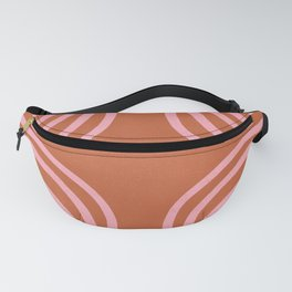 sahara stripes Fanny Pack
