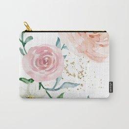 Rose Arrangement No. 1 Carry-All Pouch