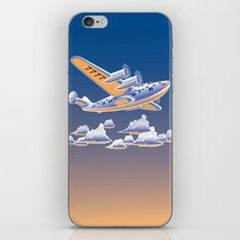 The Yankee Clipper iPhone Skin