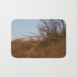 Stalk of Prairie Grass Bath Mat