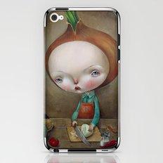 Cippolino iPhone & iPod Skin