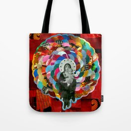 Maria (mãe de Jesus) Mary (mother of Jesus) #1 Tote Bag