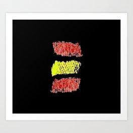 Flag of spain 9-spain,espana, spanish,plus ultra,espanol,Castellano,Madrid,Barcelona Art Print