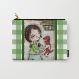 OK - by Diane Duda Carry-All Pouch