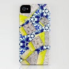Porcelain 8.5 Million Stories iPhone (4, 4s) Slim Case
