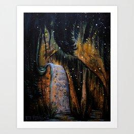 Paradise I Art Print