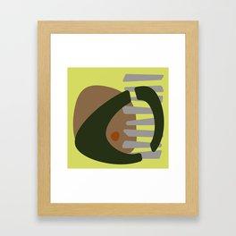 abstact Framed Art Print