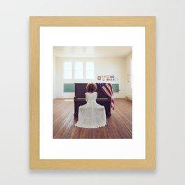 Long Live the Music Framed Art Print