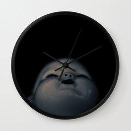 Doll V Wall Clock