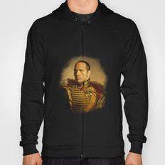 Dwayne (The Rock) Johnson - replaceface Hoody