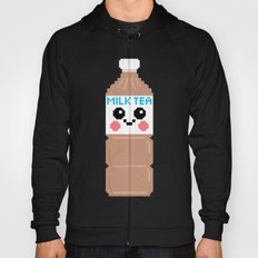 Happy Pixel Milk Tea Hoody