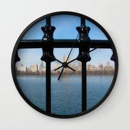 NYNY Wall Clock