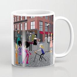Fashion Evolution Coffee Mug