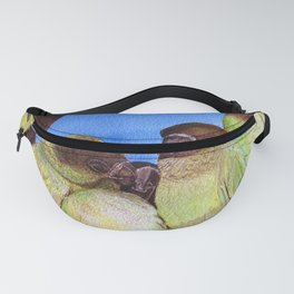 Birds of a Feather by Maureen Donovan Fanny Pack